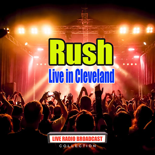 Live in Cleveland (Live) de Rush
