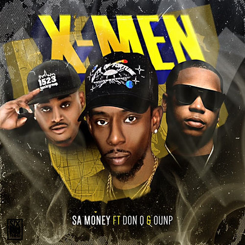 X-Men by Sa Money