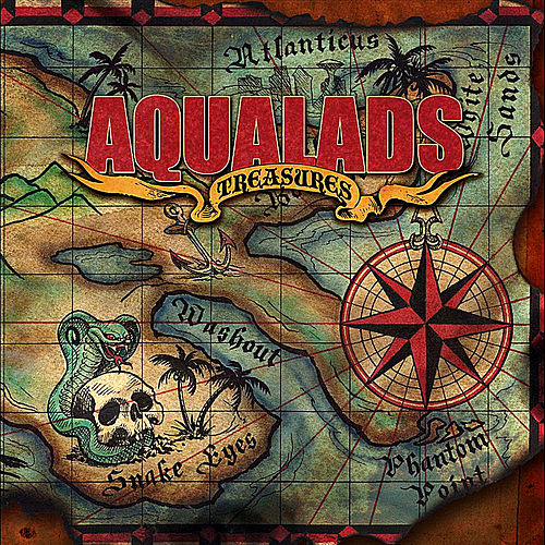 Treasures by Aqualads