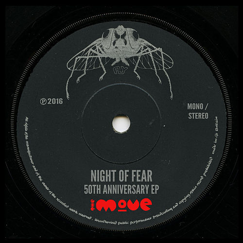 Night of Fear (50th Anniversary EP) by The Move