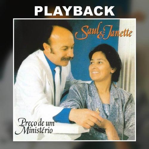 Preço de um Ministério (Playback) de Saul