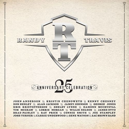 Anniversary Celebration de Randy Travis