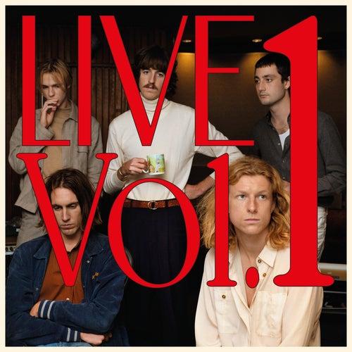 Live Vol. 1 by Parcels