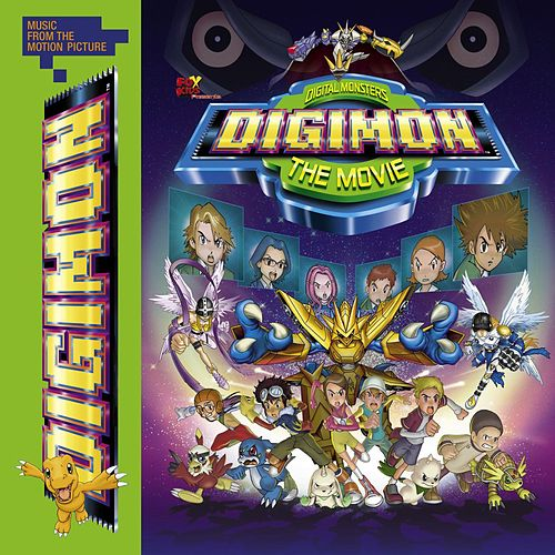 Digimon: The Movie (Music From The Motion Picture) von Various Artists