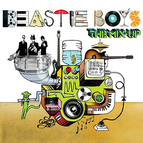 The Mix-Up von Beastie Boys