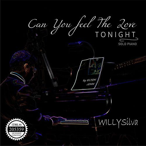 Can You Feel the Love Tonight de Willy Silva