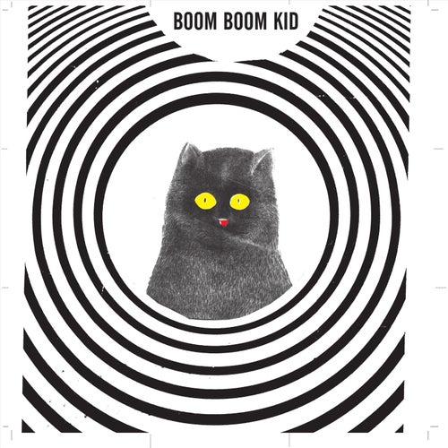 Gatiho Preto Maulla (33 Faixas de pelo Largo) by Boom Boom Kid