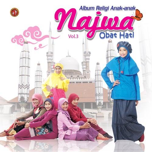 ALBUM RELIGI ANAK ANAK NAJWA OBAT HATI, Vol. 3 (Najwa) de Najwa
