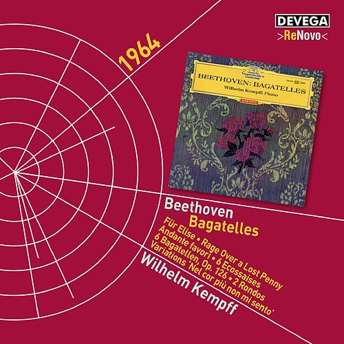 Beethoven: Bagatelles by Wilhelm Kempff