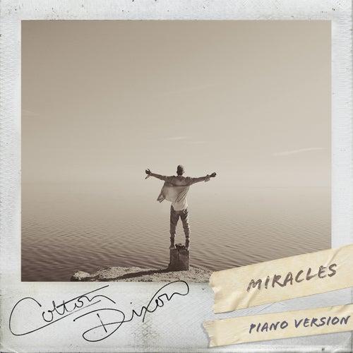 Miracles (Piano Version) de Colton Dixon