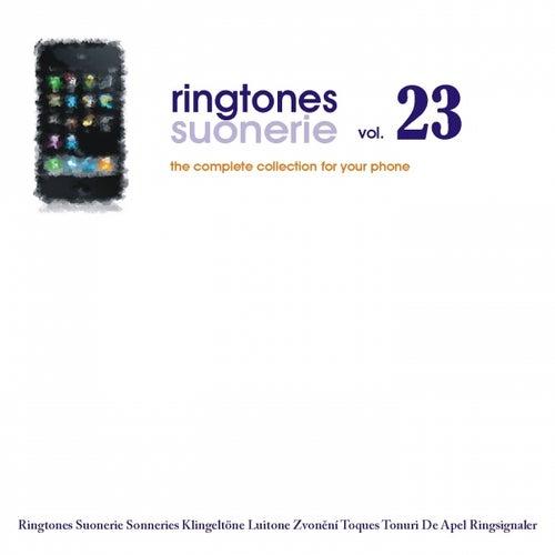 Ringtones Suonerie, Vol. 23 de Various Artists