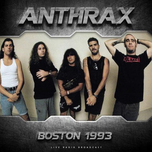 Boston 1993 (live) de Anthrax