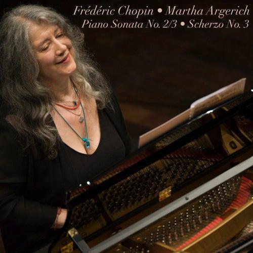 Chopin: Piano Sonatas No. 2 & No. 3, Scherzo No. 3 von Martha Argerich