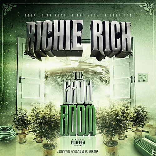 The Grow Room by Richie Rich
