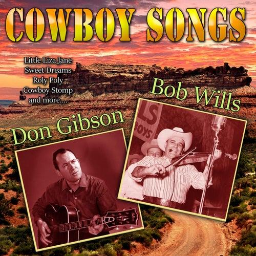 Cowboy Songs de Bob Wills