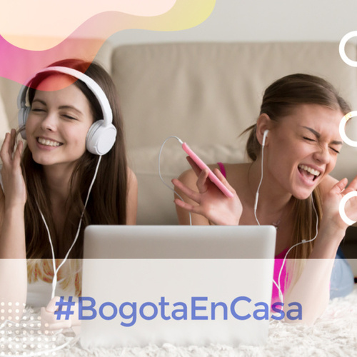 #Bogotaencasa de Various Artists