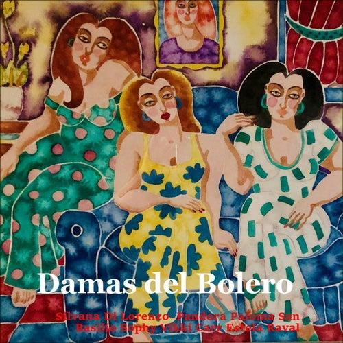 Damas del Bolero von German Garcia