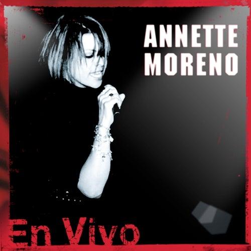 En Vivo de Annette Moreno