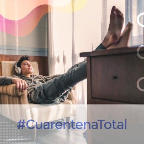 #CuarentenaTotal de Various Artists