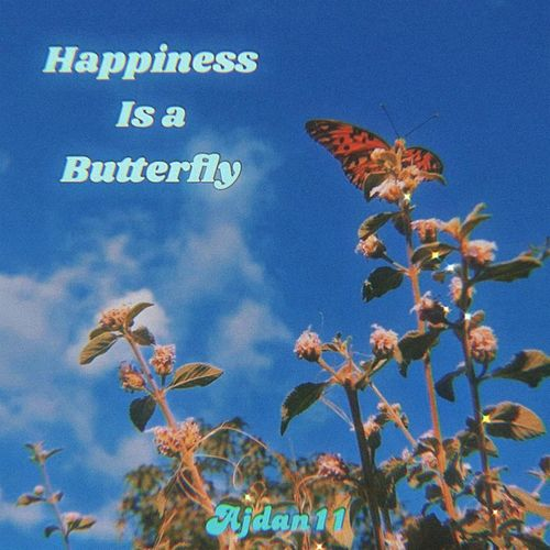Happiness Is a Butterfly by AJdan11