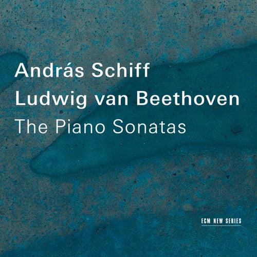 Ludwig van Beethoven - The Piano Sonatas (Live) de András Schiff