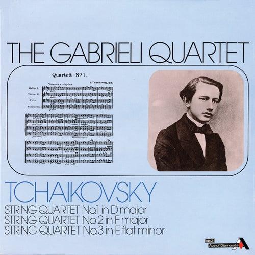 Tchaikovsky: Complete String Quartets by Gabrieli String Quartet