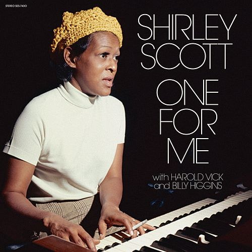 Keep on Movin' On de Shirley Scott