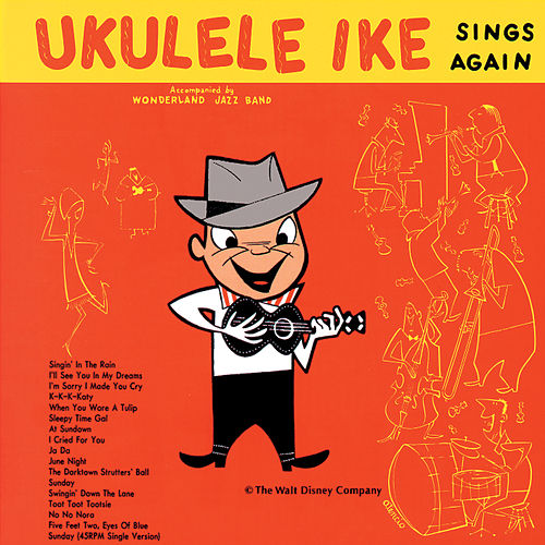 Ukulele Ike Sings Again by Cliff Edwards