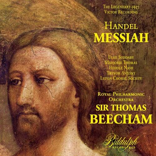 Handel: Messiah – Beecham (The Legendary 1947 Recording) de Sir Thomas Beecham
