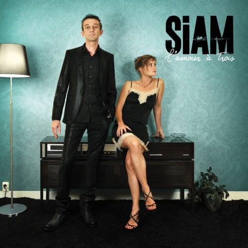 L'amour à trois de Siam
