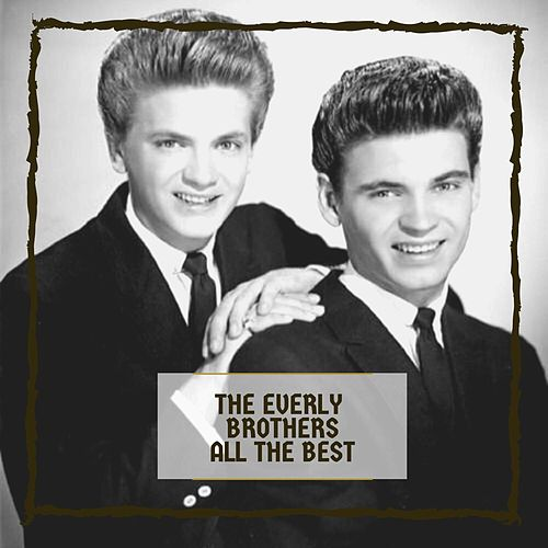 All The Best de The Everly Brothers