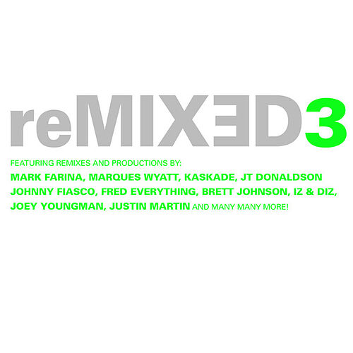 reMIXED 3 de Various Artists