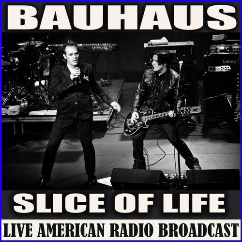 Slice of life (Live) von Bauhaus