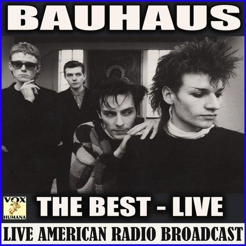 The Best (Live) von Bauhaus