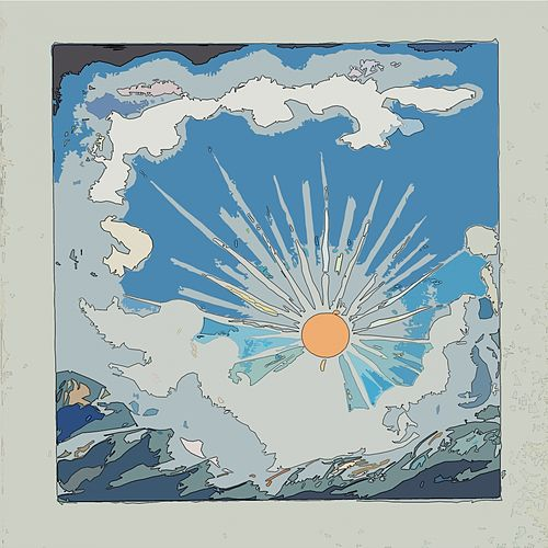 Sunrise Surprise by John Fahey