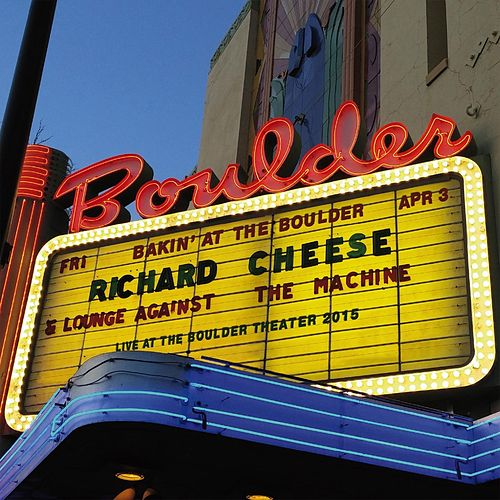 Bakin' at the Boulder: Richard Cheese Live at the Boulder Theater by Richard Cheese