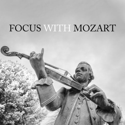 Focus with Mozart de Various Artists