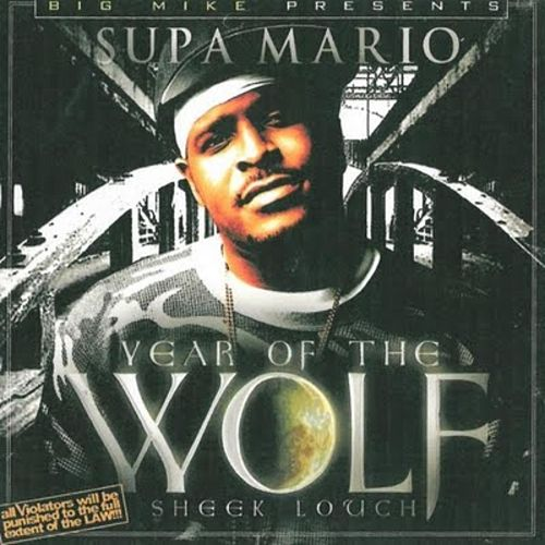Year Of The Wolf by Sheek Louch