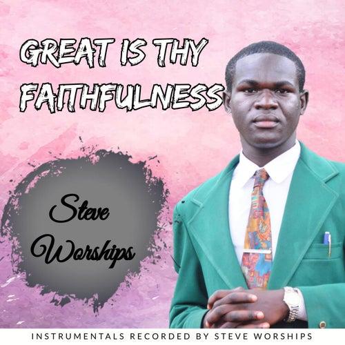 Great Is Thy Faithfulness (Instrumental Version) de Steve Worships