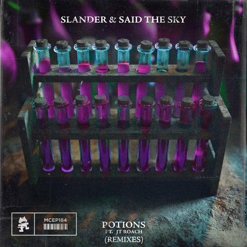 Potions (Remixes) de Slander