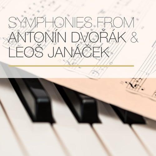 Symphonies from Antonín Dvořák & Leoš Janáček by Antonín Dvořák
