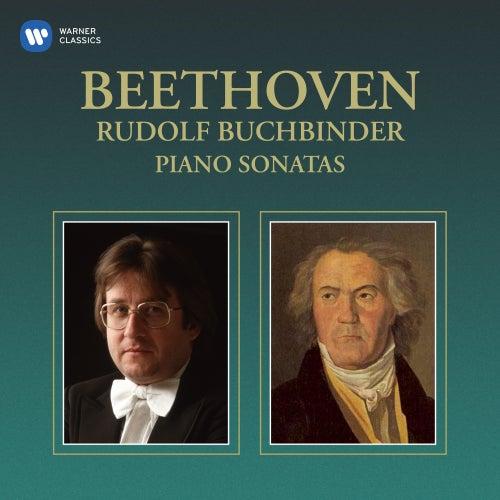Beethoven: Complete Piano Sonatas by Rudolf Buchbinder