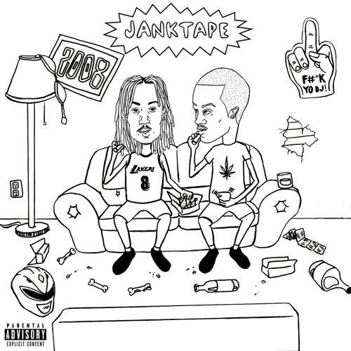 Janktape Vol. 1 by Buddy