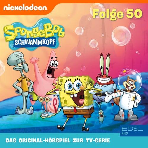 Folge 50 - Jubiläumsedition (Das Original-Hörspiel zur TV-Serie) von SpongeBob Schwammkopf