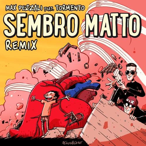 Sembro matto (feat. Tormento) (Remix) di Max Pezzali