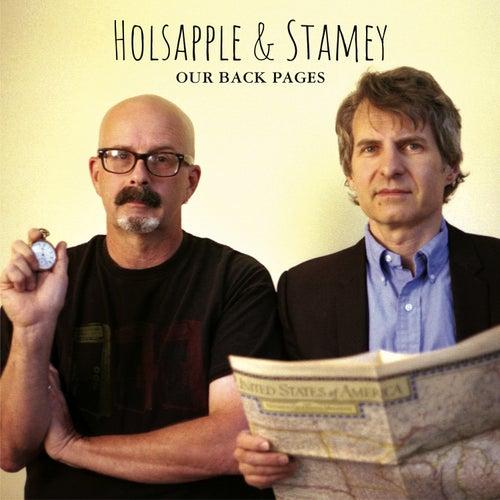 Our Back Pages de Peter Holsapple