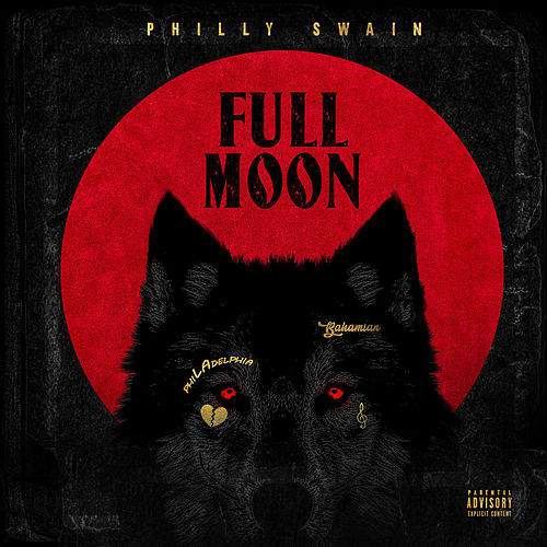 Full Moon by Philly Swain