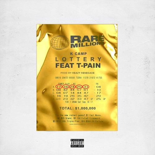 Lottery (Renegade) (T-Pain Remix) de K Camp