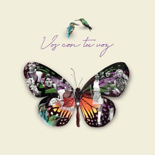 Vos Con Tu Voz de Alicia Ciara