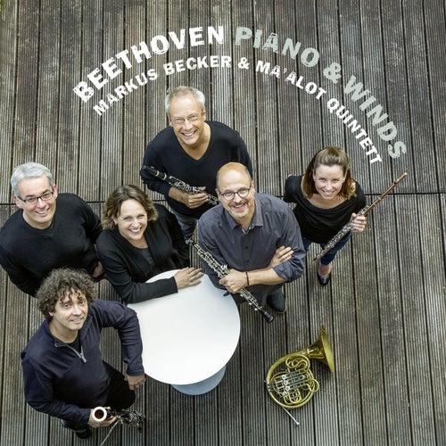 Beethoven: Piano & Winds von Markus Becker